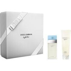 Dolce & Gabbana Zestaw Light Blue EDT 25 ml + Balsam do ciała 50 ml