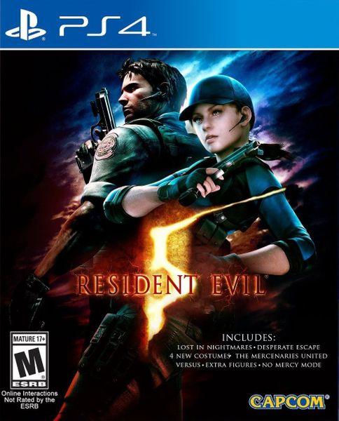 Capcom Resident Evil 5 / PS4