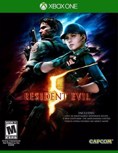 Capcom Resident Evil 5 / Xbox One
