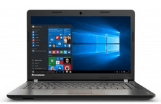 "Lenovo 100-15 notebook 15,6"" Intel Celeron 4GB 500GB W10 (100-15IBYN3)"