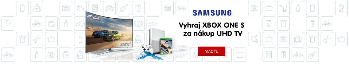 UHD Samsung + XBOX