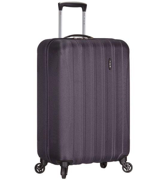 SuitSuit Palubní kufr Azure ICE šedá