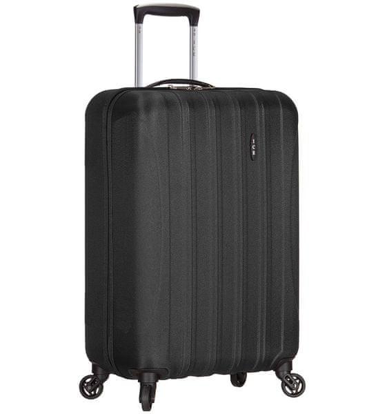 SuitSuit Palubní kufr Azure ICE černá