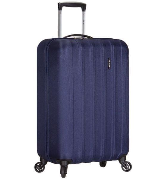 SuitSuit Palubní kufr Azure ICE modrá