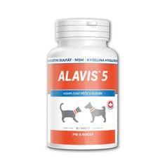 Alavis tabletki dla psa i kota 5 Nurishes 90 tabletek