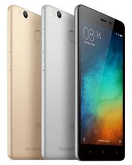 Xiaomi Redmi 3S, 3GB/32GB, CZ LTE, Dual SIM, zlatý