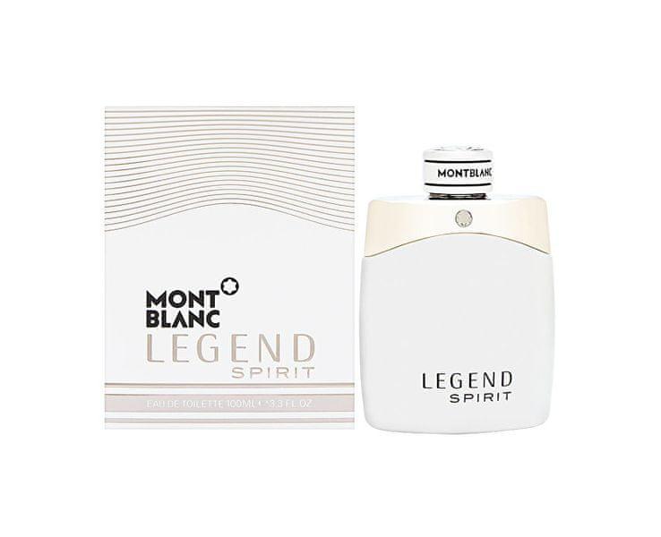 Mont Blanc Legend Spirit - EDT 100 ml