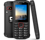 1 -  Crosscall mobilni telefon Spider X4, črn