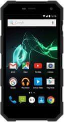 Archos 50 Saphir, 2 GB / 16 GB, Dual SIM, černý
