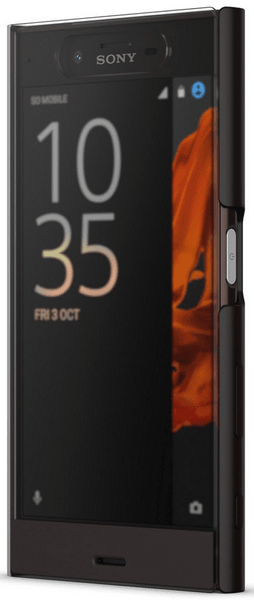 Sony SCTF10 Style Cover Touch Xperia XZ, Black