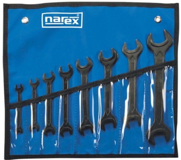 Narex Sada klíčů 8dílná vinyl (443000581)