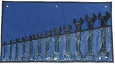Narex zestaw kluczy płaskich, 12 elementów (443000582)