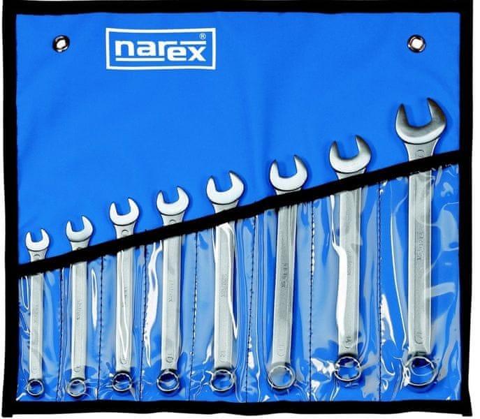 Narex Sada očkoploch. klíčů 8dílná (443000718)