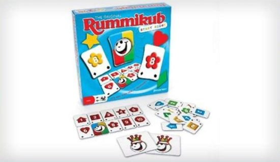 Rummikub Junior 1602