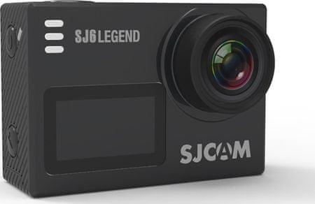 SJCAM SJ6 Legend, fekete