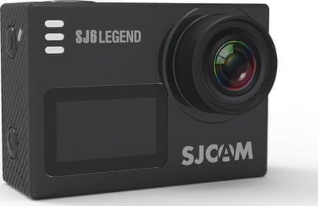 SJCAM SJ6 Legend - rozbaleno