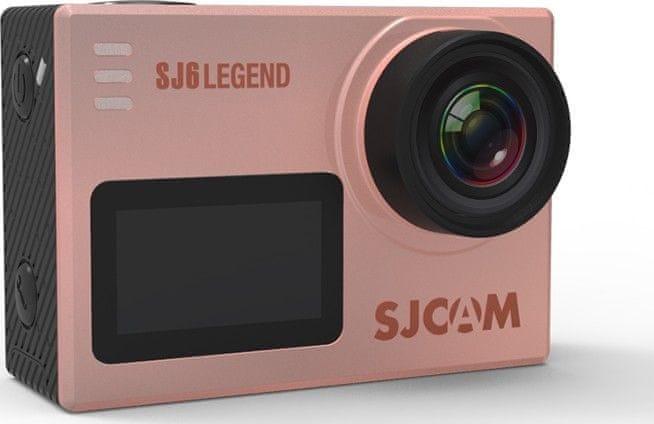 SJCAM SJ6 Legend Rose Gold