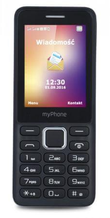 myPhone 6310, černý