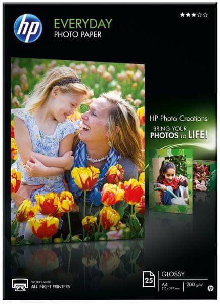 HP Foto papír, Q5451A