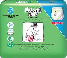 MUUMI BABY Walkers 6 Junior 12-20 kg (20 ks)
