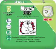 MUUMI BABY Walkers 5 Maxi+ 7-15 kg (22 ks)