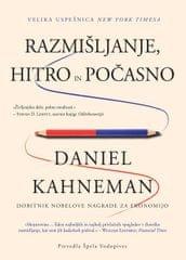Daniel Kahneman: Razmišljanje, hitro in počasno