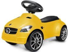 Rastar Pojazd Mercedes Benz SLK 55 AMG Żółty 82300Y