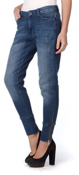 Pepe Jeans dámské jeansy Flexy 31 modrá