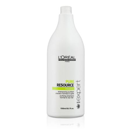 L'Oréal Szampon Serie Expert Pure Resource - 1500 ml