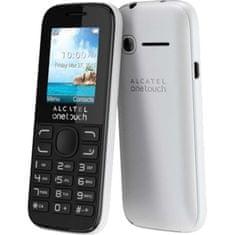 Alcatel 1052G + Domino Quick Mobiltelefon, Fekete