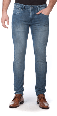Pepe Jeans pánské jeansy Finsbury 36/32 modrá