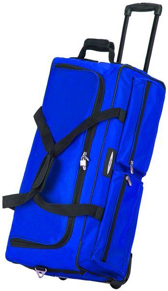 REAbags Cestovní taška na kolečkách Jeep modrá