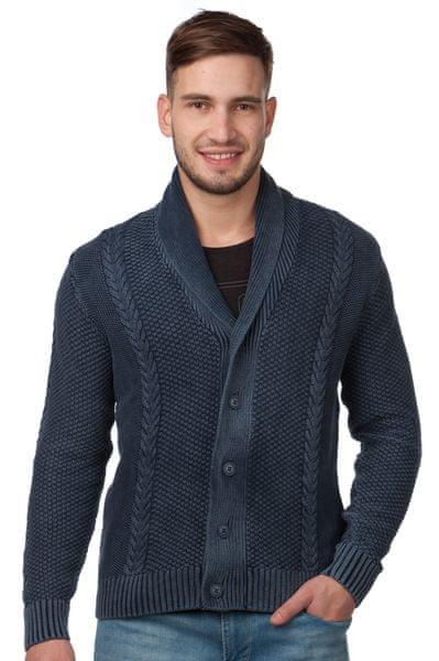 Pepe Jeans pánský svetr Hawkins XL modrá