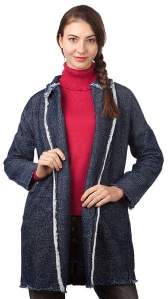 Pepe Jeans dámský kabát Darcy M tmavě modrá