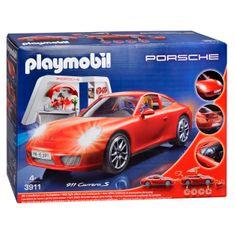Playmobil Porsche 911 Carrera S, 3911