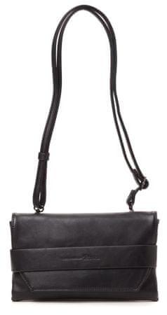 Tom Tailor ženska ročna torbica Mica črna