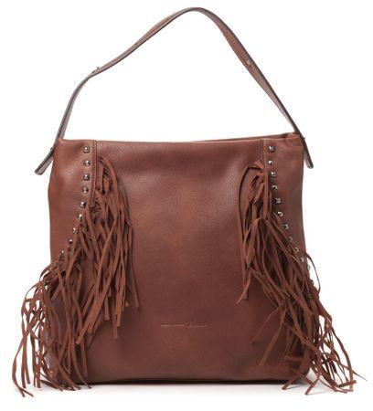 Tom Tailor ženska torbica Tany smeđa