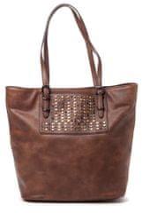 Tom Tailor ženska torbica Jany smeđa