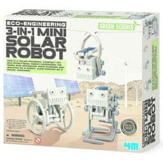 4M Mini solarni robot 3 u 1