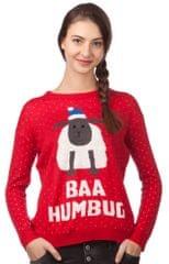 Brave Soul ženski džemper Sheep