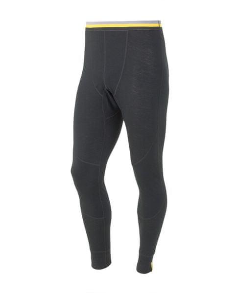 Sensor Merino Wool Active pánské spodky černá L