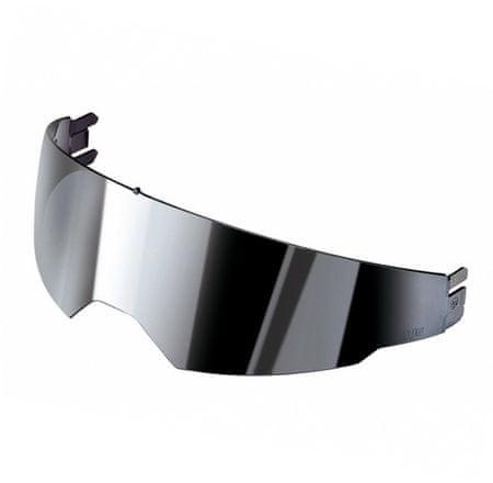AGV slnečná clona  ISV zrkadlová strieborná pre integrálne/vyklápací prilby