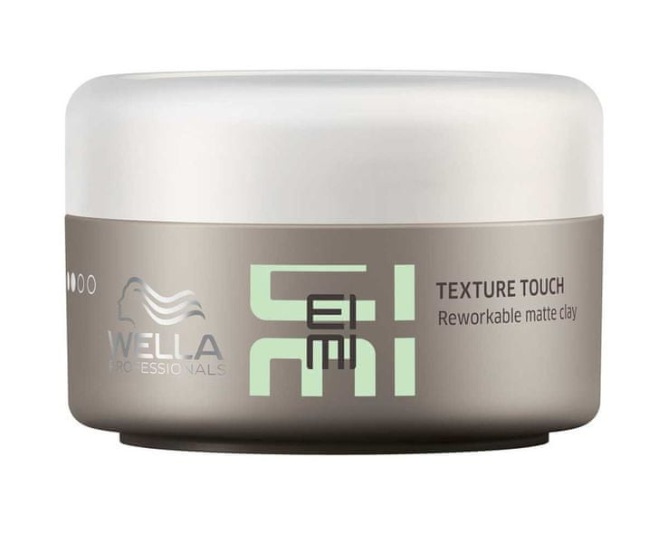 Wella Professional Tvarovací jíl pro matný vzhled EIMI Texture Touch 75 ml