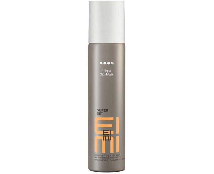 Wella Professional Lak na vlasy s vysokou fixací EIMI Super Set 300 ml