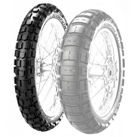 Pirelli 110/80-19 M/C 59R M + S TL Scorpion Rally predné