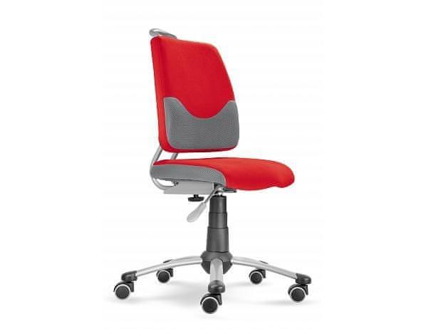 Rostoucí dětská židle Actikid 3, čalounění 51, univerzální kolečka