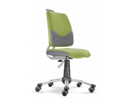 Rostoucí dětská židle Actikid 3, čalounění 53, univerzální kolečka