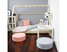Dětská postel ve tvaru domečku Tery 70x140 cm