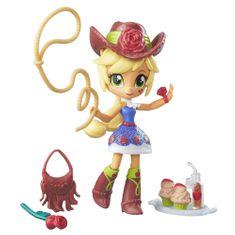 My Little Pony Equestria Girls bábika Apple Jack