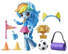 My Little Pony Equestria Girls bábika Rainbow Dash